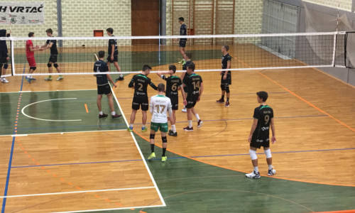 Mladinci po napornem turnirju končali v četrtfinalu