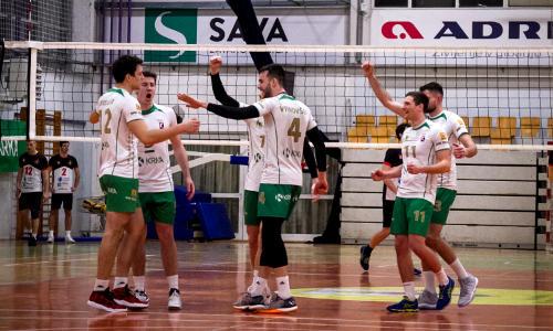 Pomembna zmaga Krkašev v Novi Gorici