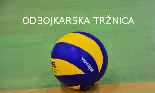 Odbojkarska tržnica pred sezono 2018/19