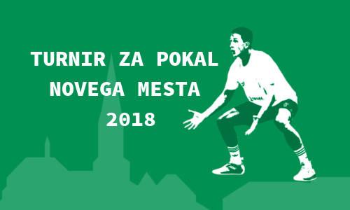 Pokal Novega mesta 2018