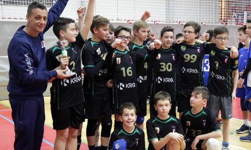 Posadka mlajših kategorij izvrstna na mednarodnem turnirju