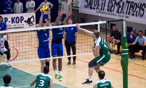 V Kanalu ni šlo po načrtih – polfinale Salonitu