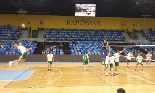 Zmaga in dva poraza na Madžarskem