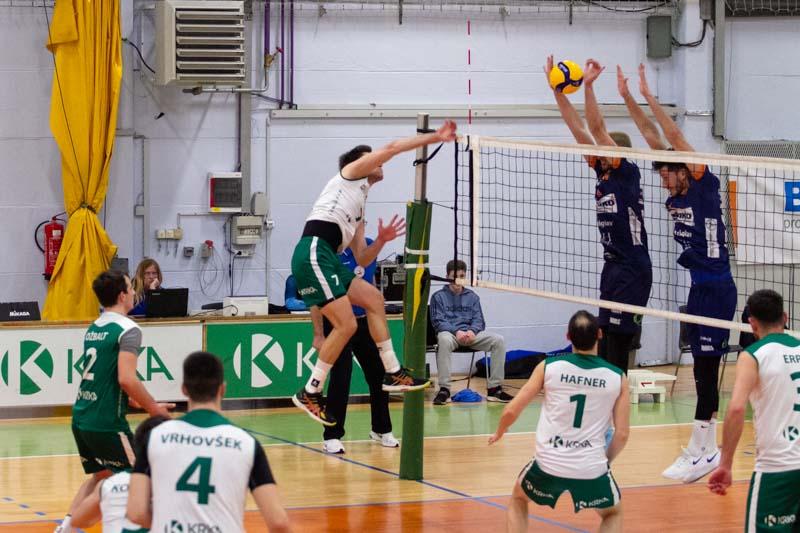 ACH Volleyu prepričljiva zmaga v Marofu