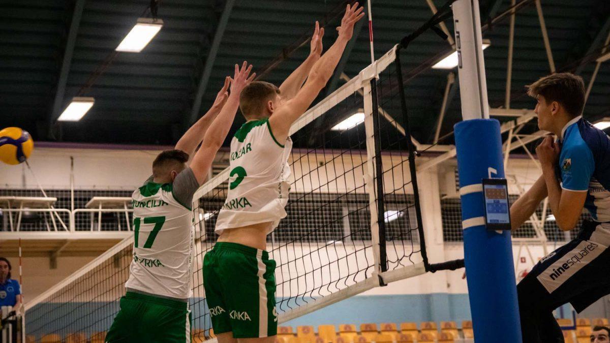 Krka do pomembne zmage nad Šoštanjem, odločala bo tretja tekma